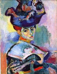 Madam Matisse By Matisse